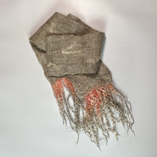 Load image into Gallery viewer, Fine Felt Scarf | Teeswater Locks