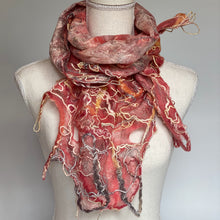 Load image into Gallery viewer, Fine Felt Art Yarn Scarf - SOLD