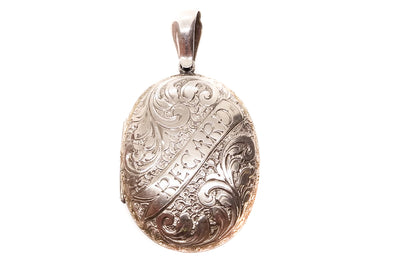 Victorian Regard Photo Locket