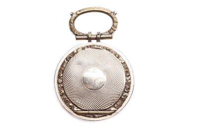 Gold Mourning Photo Locket