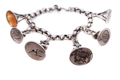 Georgian Fob Seal Bracelet