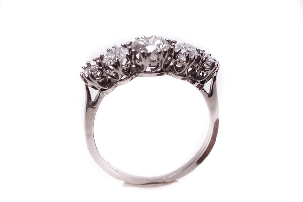 Belle Epoque Diamond 5 Stone Ring