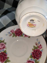 Load image into Gallery viewer, Queen Anne of England teacup w/ Saucer