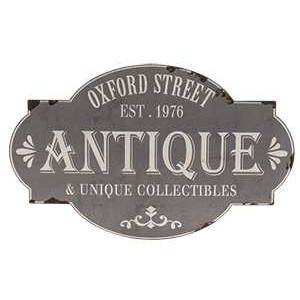 Oxford Antiques Sign