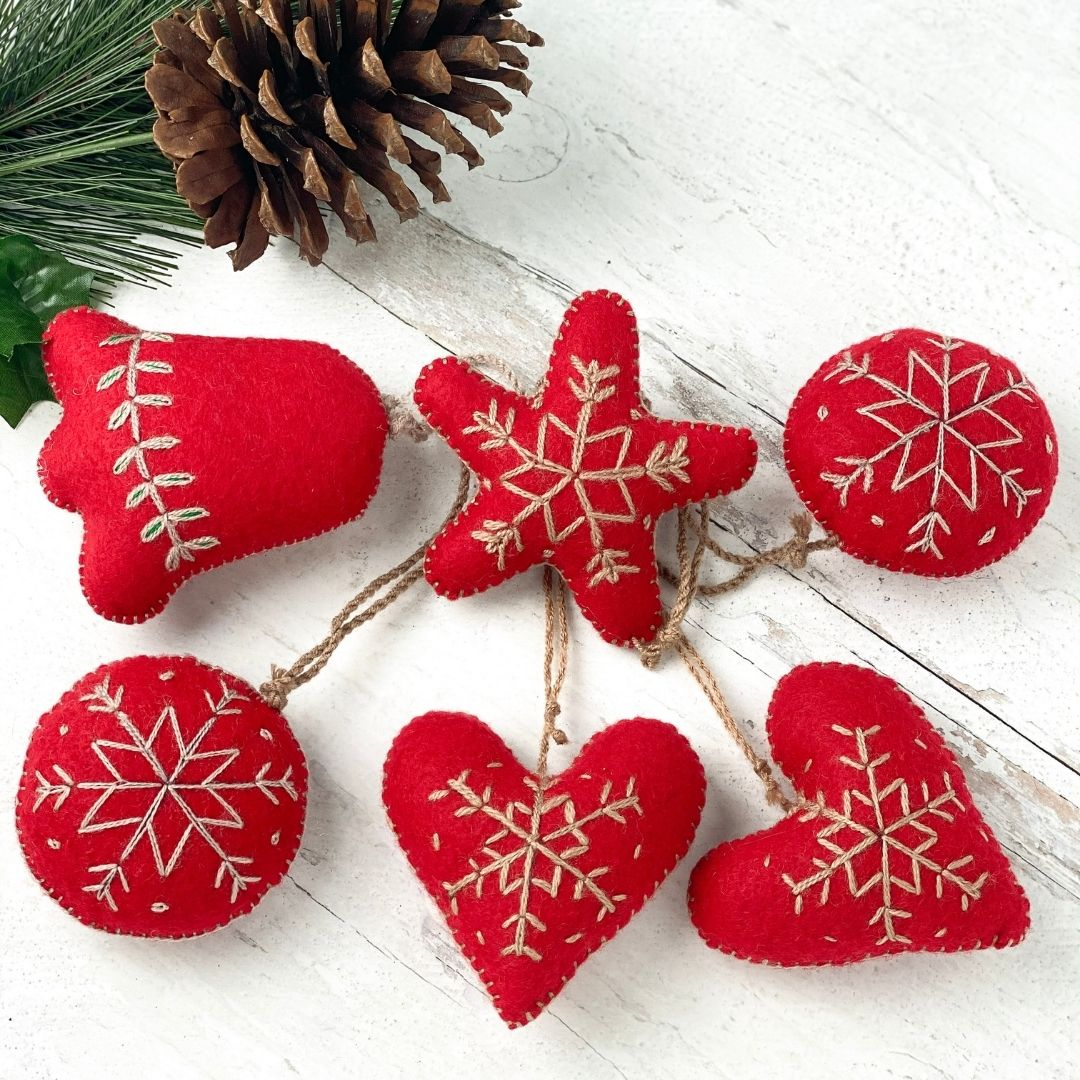 Holiday Ornaments & Decor