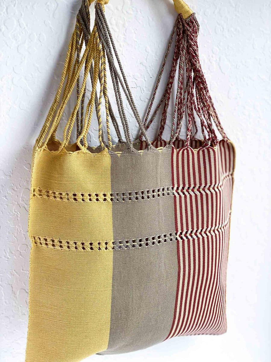 Handwoven-Loom-Tote-Bag-in-Yellow-and-Maroon-Stripes