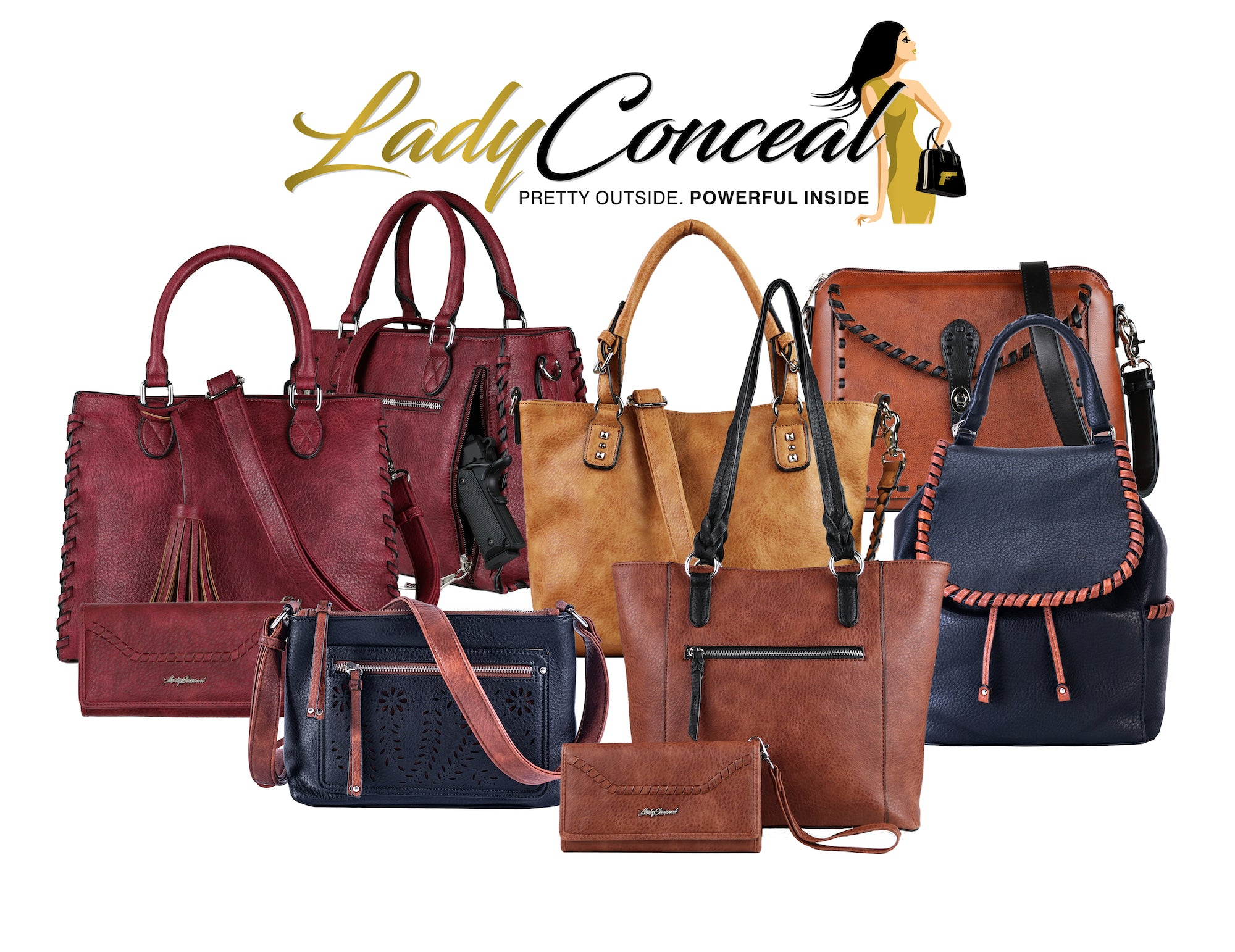 Lady Conceal Purses