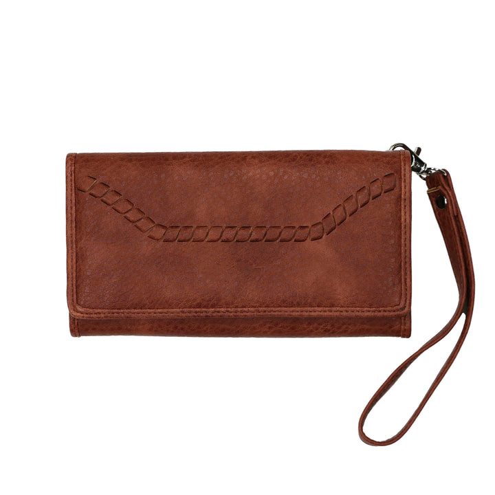 RFID Blocking Multi-Card Clutch Morgan Wallet by Lady Conceal - Lady Conceal
