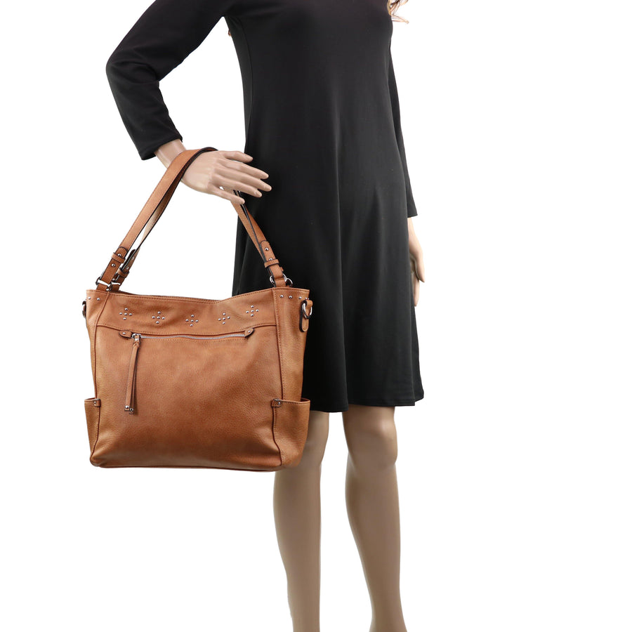 Concealed Carry Brooklyn Tote by Lady Conceal - Lady Conceal