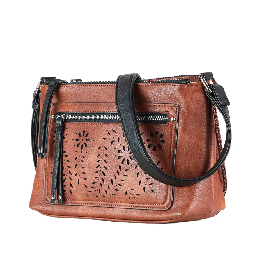 Concealed Carry Hailey Crossbody by Lady Conceal