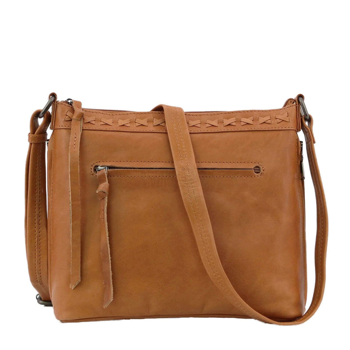 Lady Conceal Concealed Carry Purse Concealed Carry Faith Leather Crossbody by Lady Conceal
