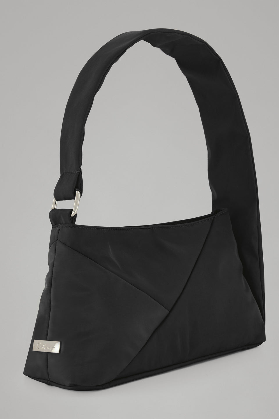 Cathari Puff Bag Essential Black