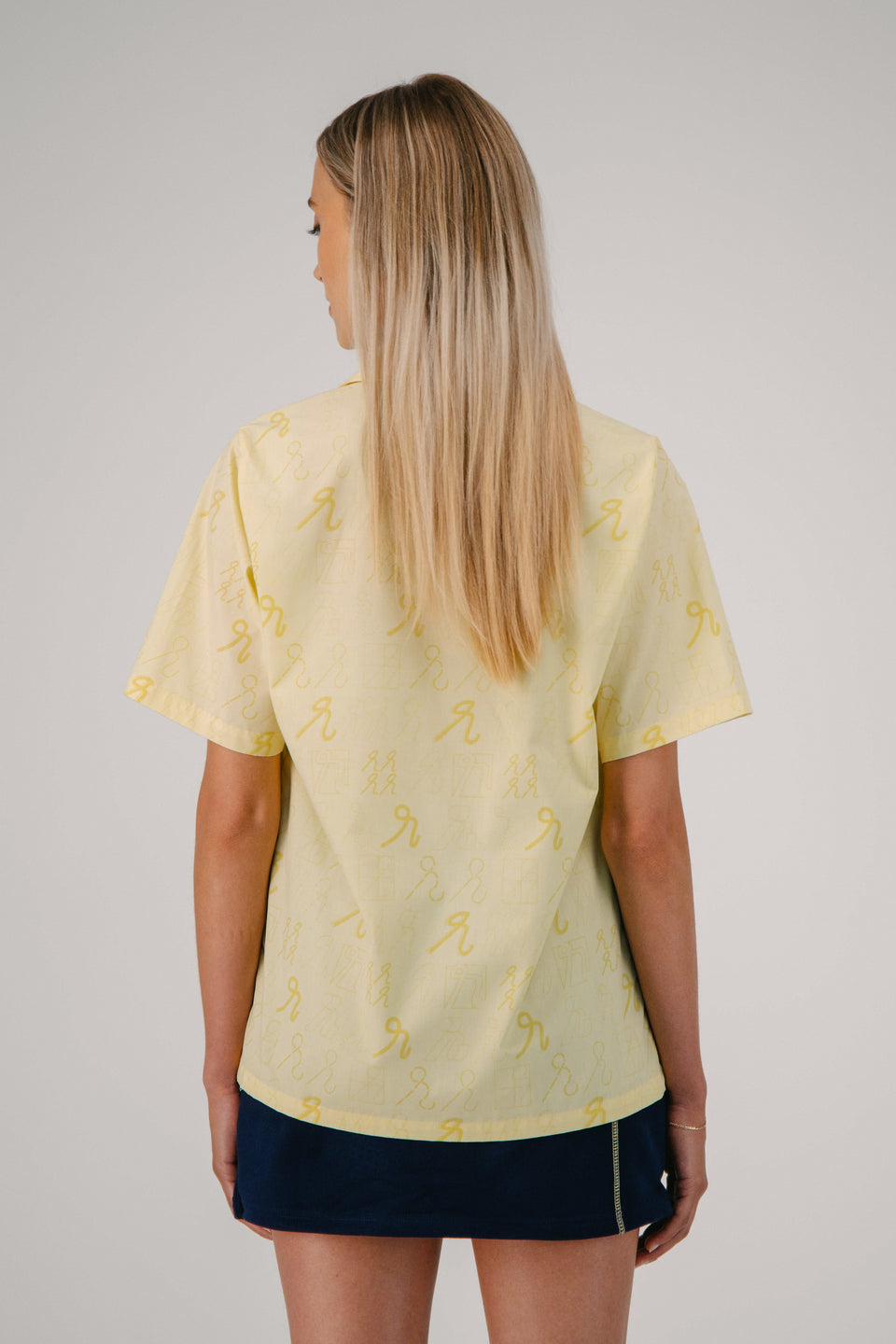 Krul Resort Shirt Yellow