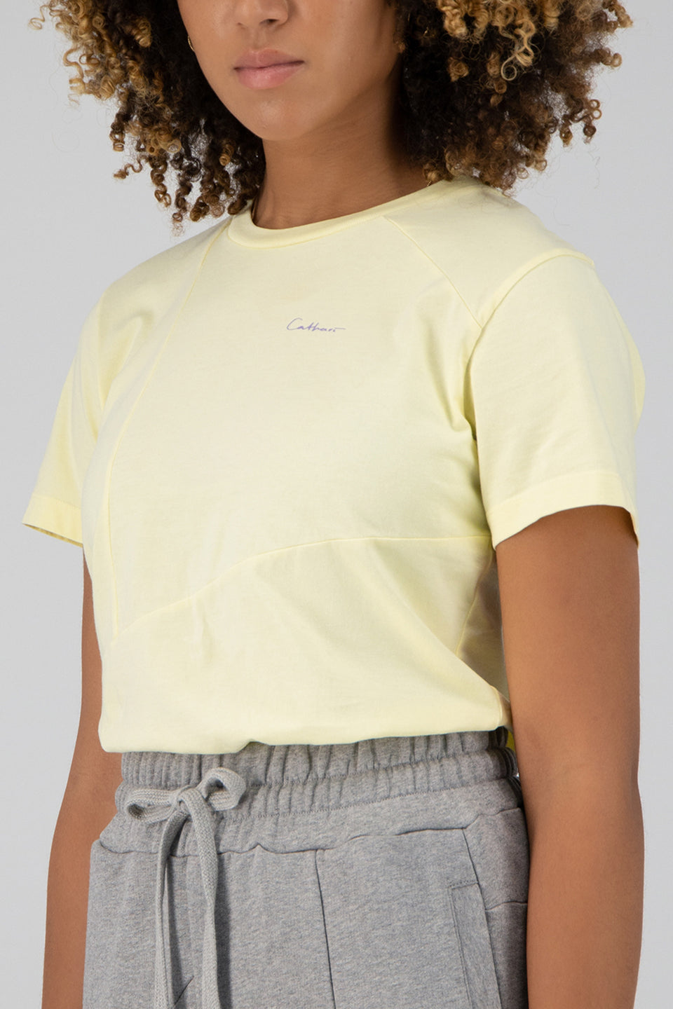 Deconstructed Tee Lemon Meringue