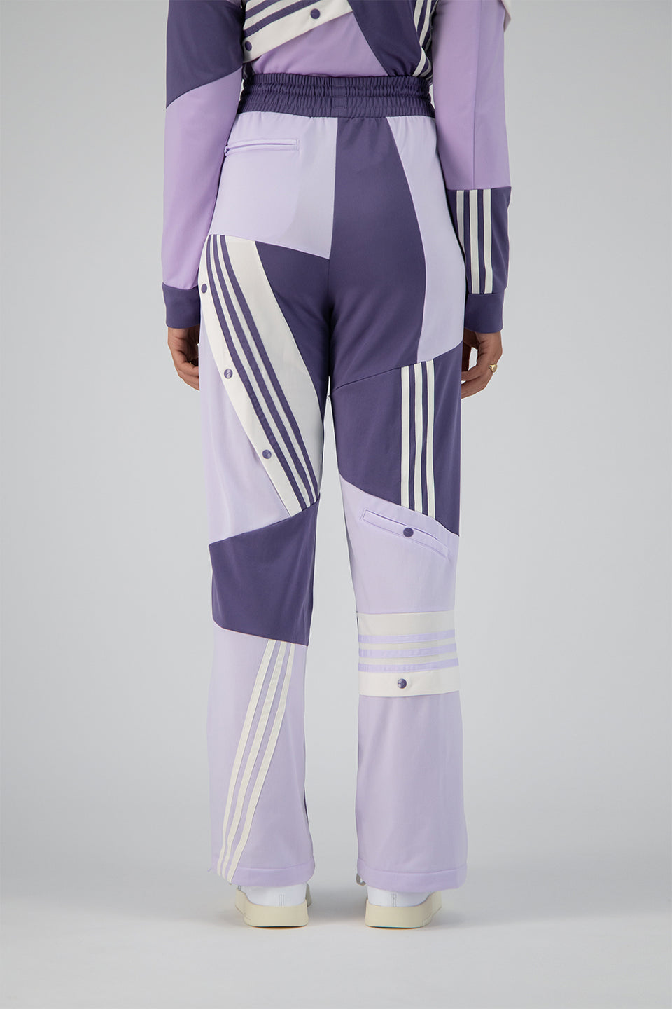 DC Track Pants Tech Purple