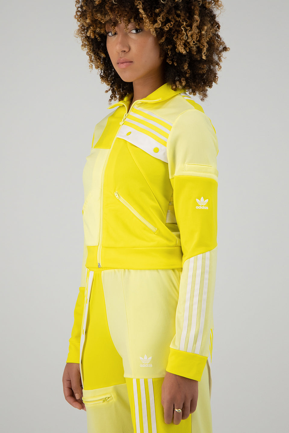 DC Track Top Shock Yellow