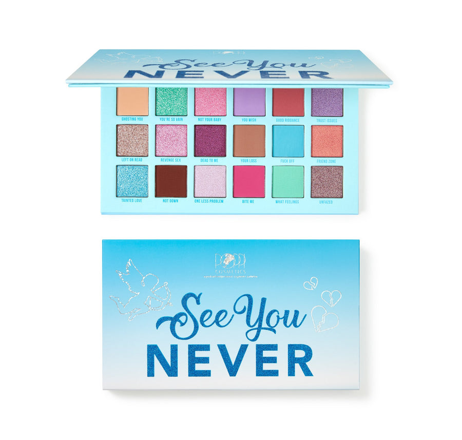 See You Never Palette