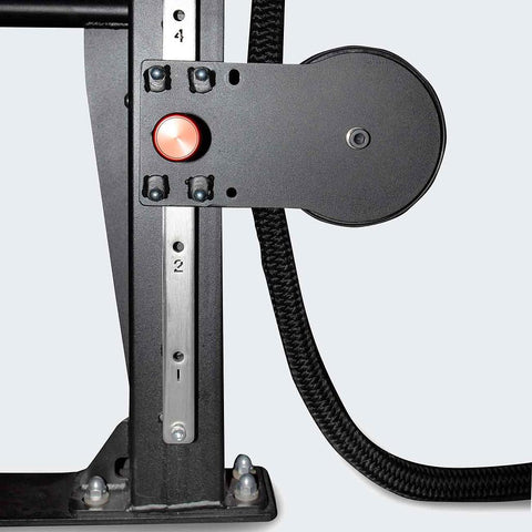 adjustable puller system for Ropeflex RX2100