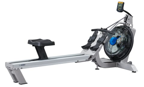 First Degree Fitness Evolution E350 FluidRower Water Rowing