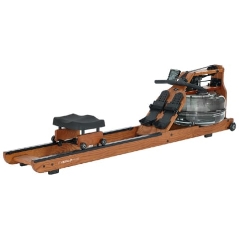 First Degree Fitness Viking 2 Plus Fluid Rower Water Rowing