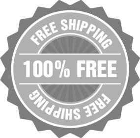 Image of Free shipping on all orders and NO TAX!