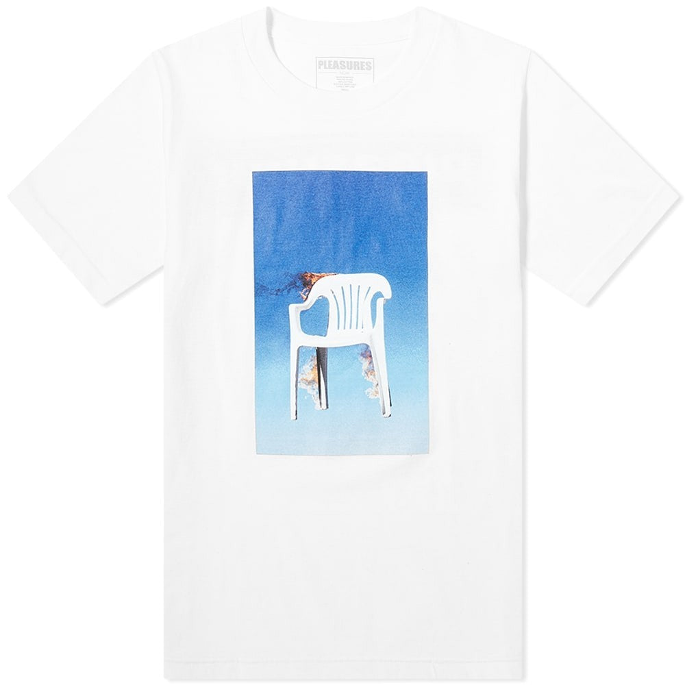 Chair Short Sleeve Shirt (White)