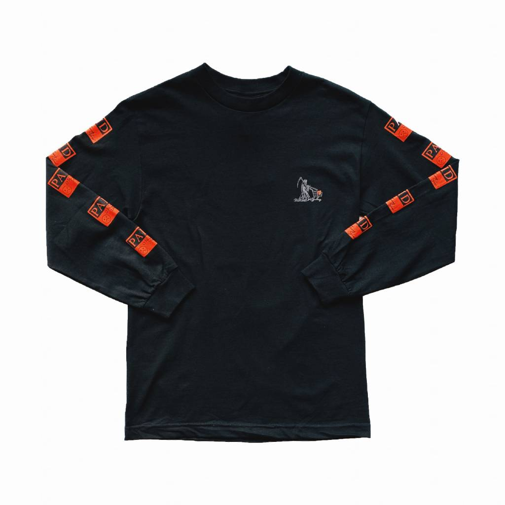 Paid In Full Long Sleeve T-Shirt (Black)