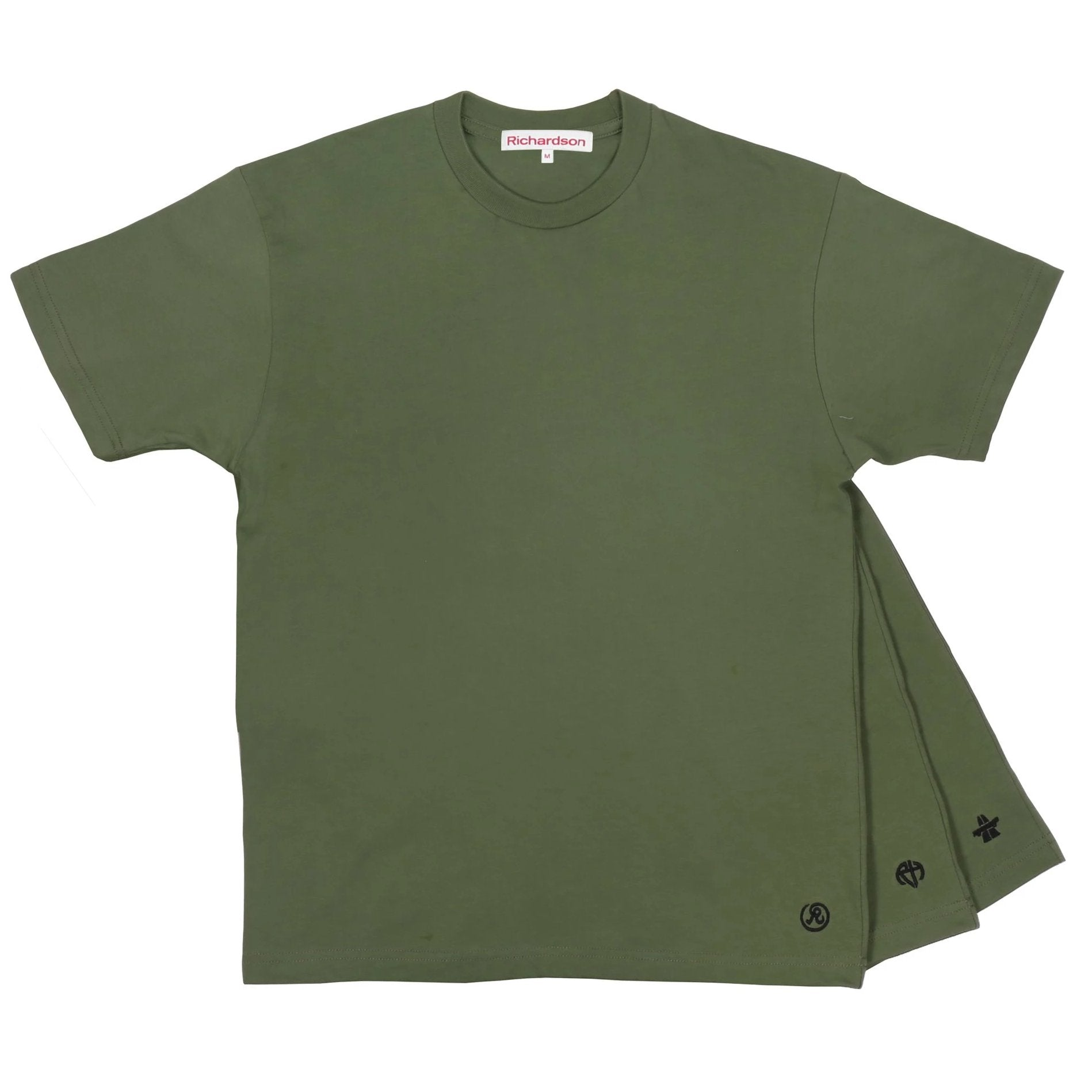 3-Pack Short Sleeve Shirts (OD Green)