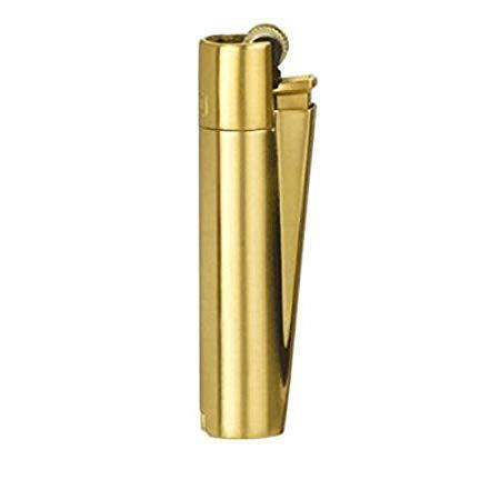 Clipper Metal Lighter (Gold)