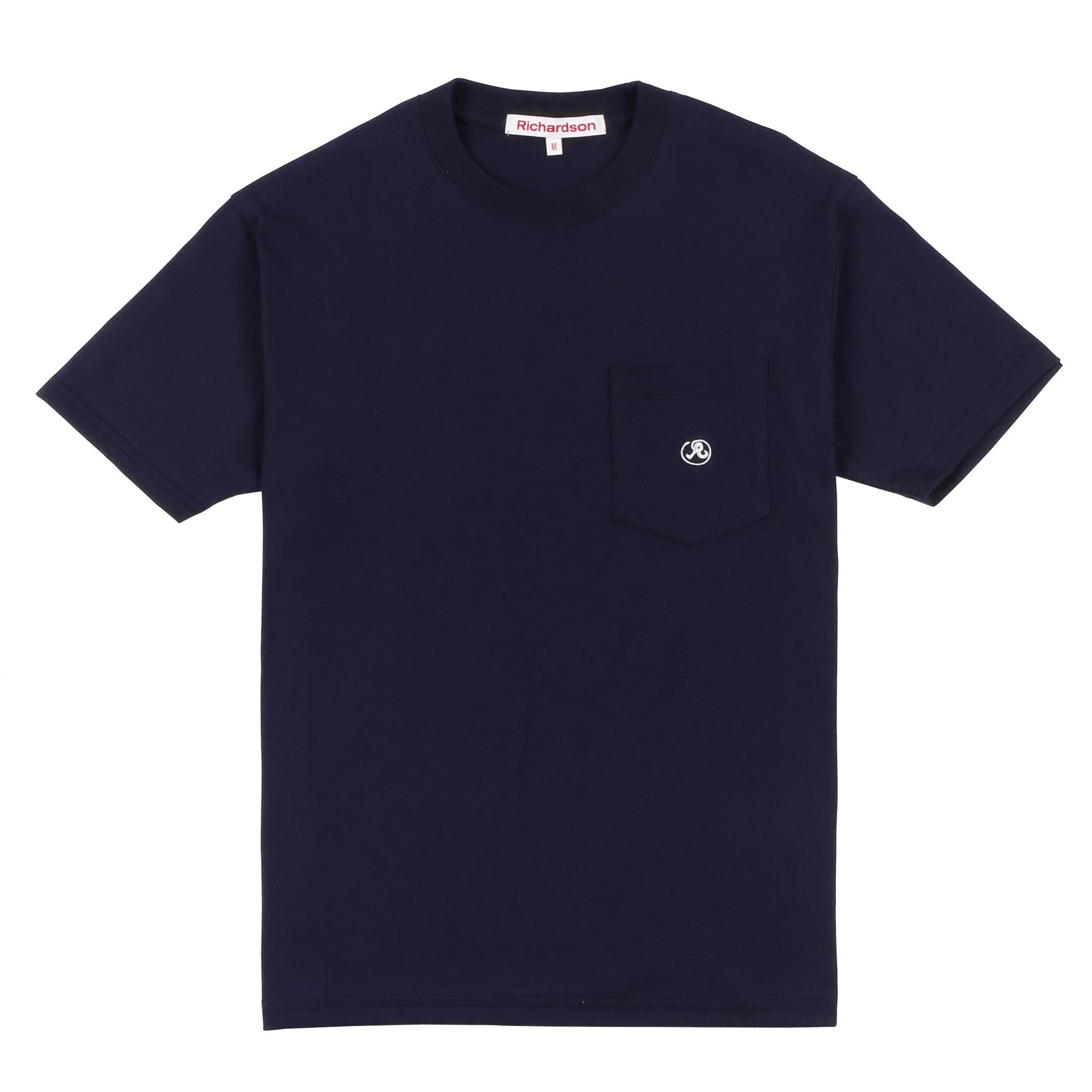 Pocket Glyph T-Shirt (Midnight Blue)