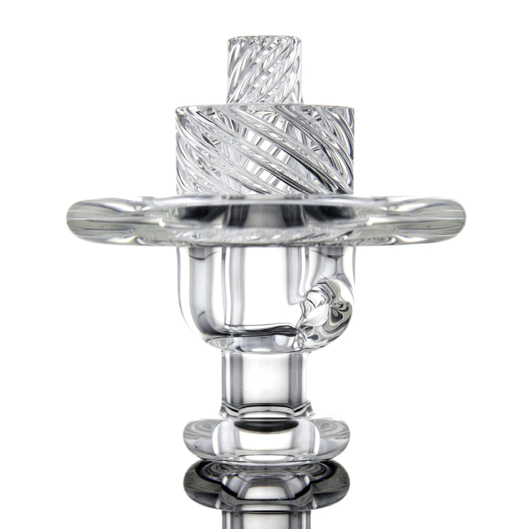 Gordo Scientific Riptide CC Carb Cap (Clear)