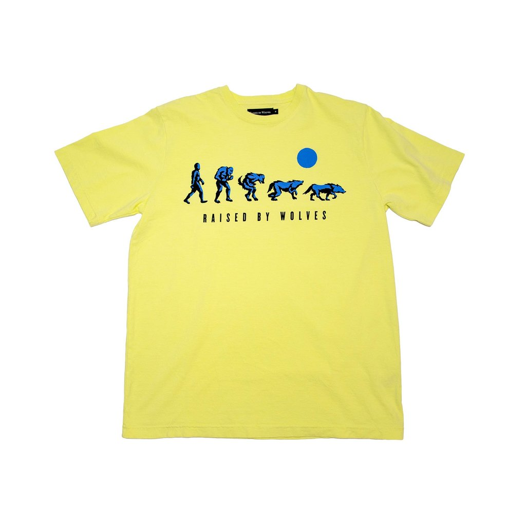 Evolution Short Sleeve Shirt (Lime)