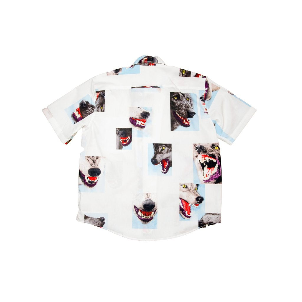 RBW Alpha Troop Short Sleeve Shirt (White)