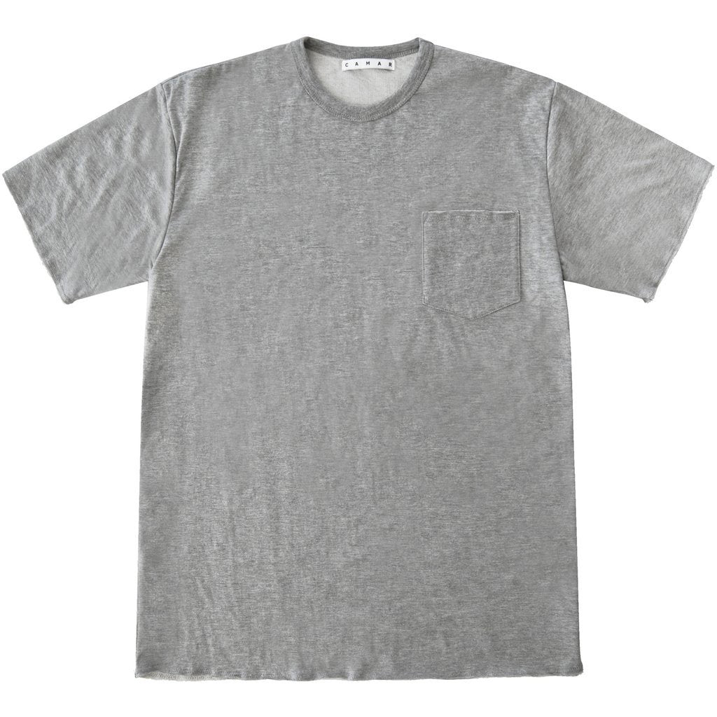 Dwell Tshirt (Heather Grey)