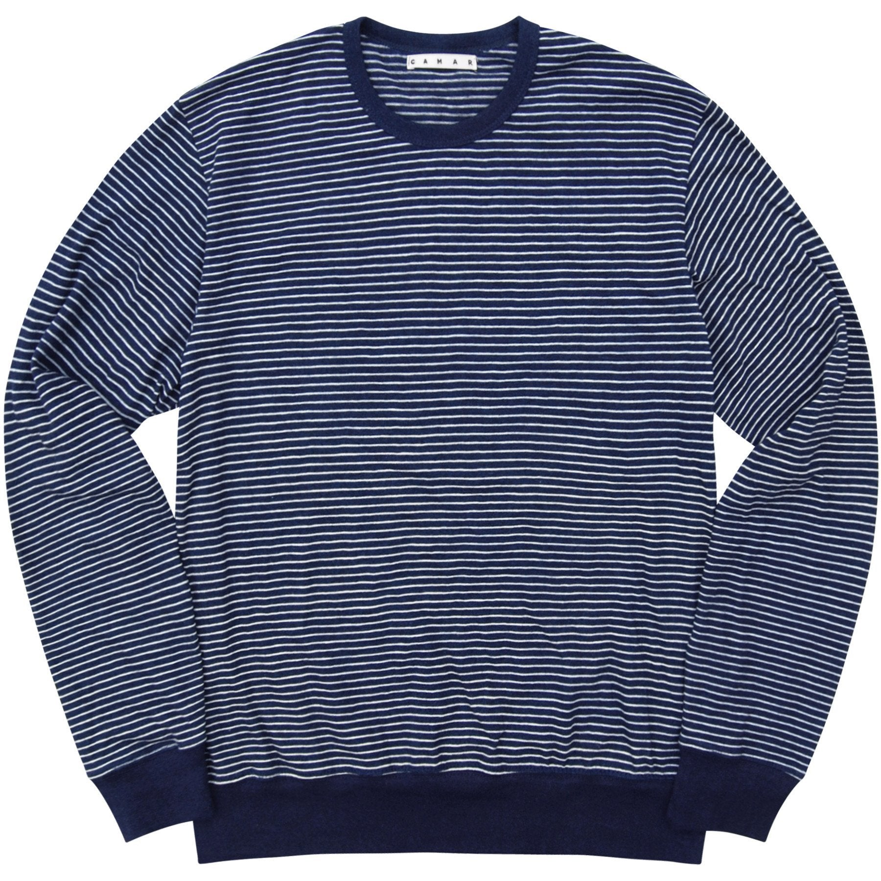 Gram Long Sleeve Shirt (Indigo)
