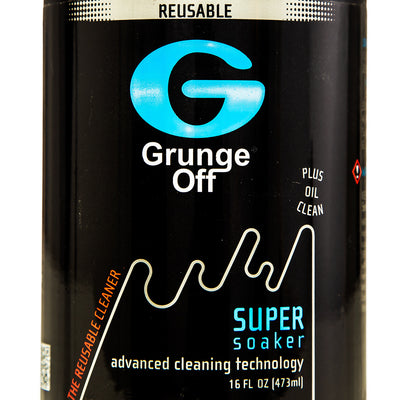 Grunge Off Glass Cleaner
