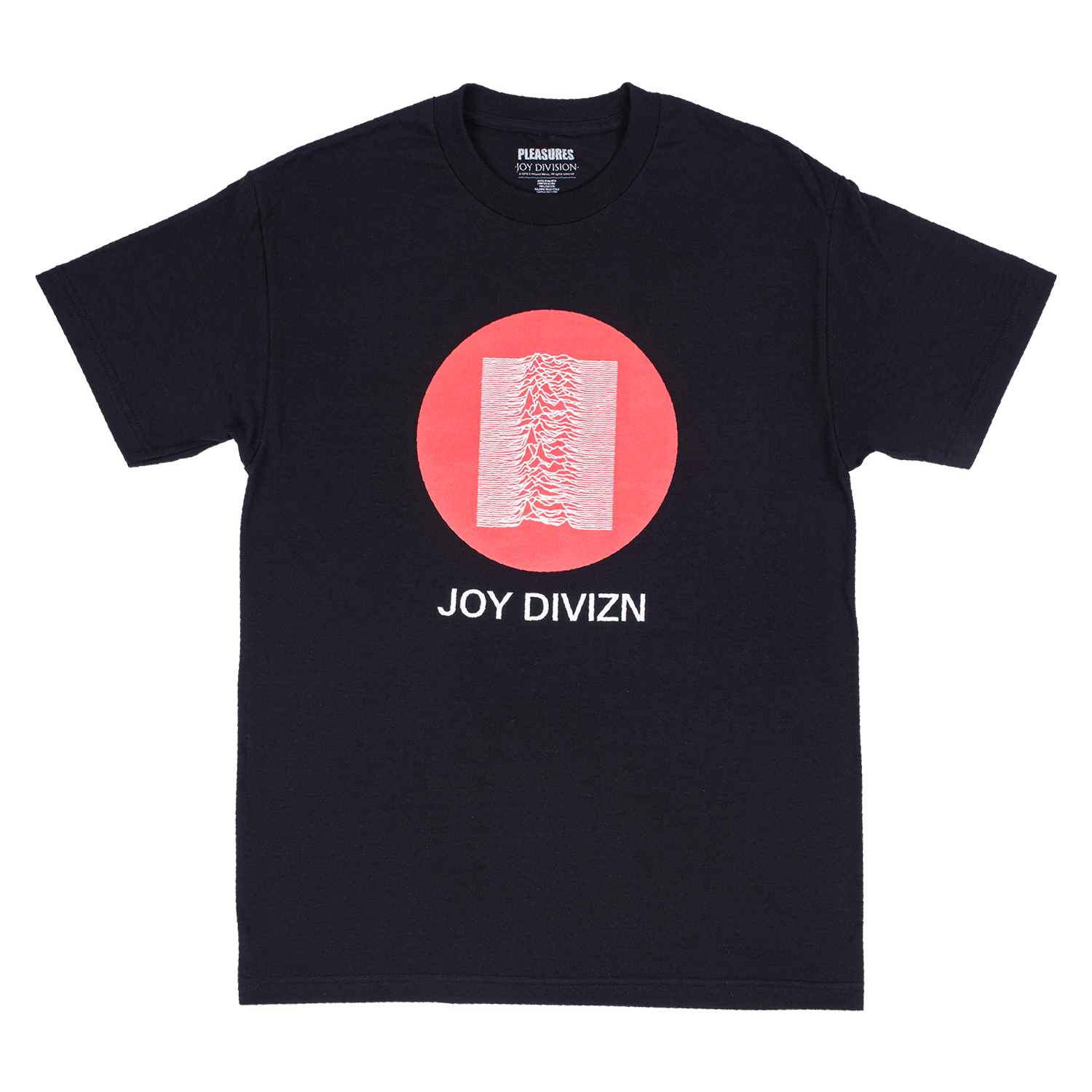 Pleasures x Joy Division Global Short Sleeve Shirt (Black)