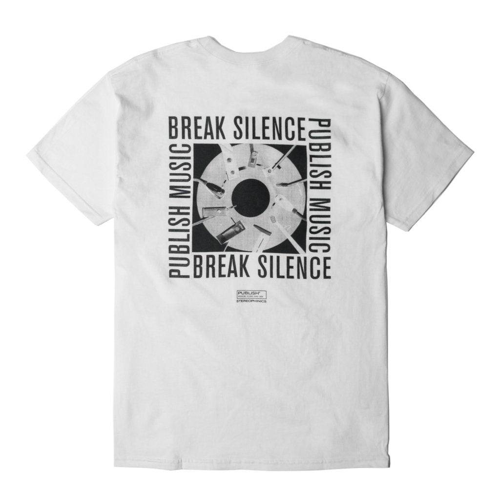 Break Silence (White)
