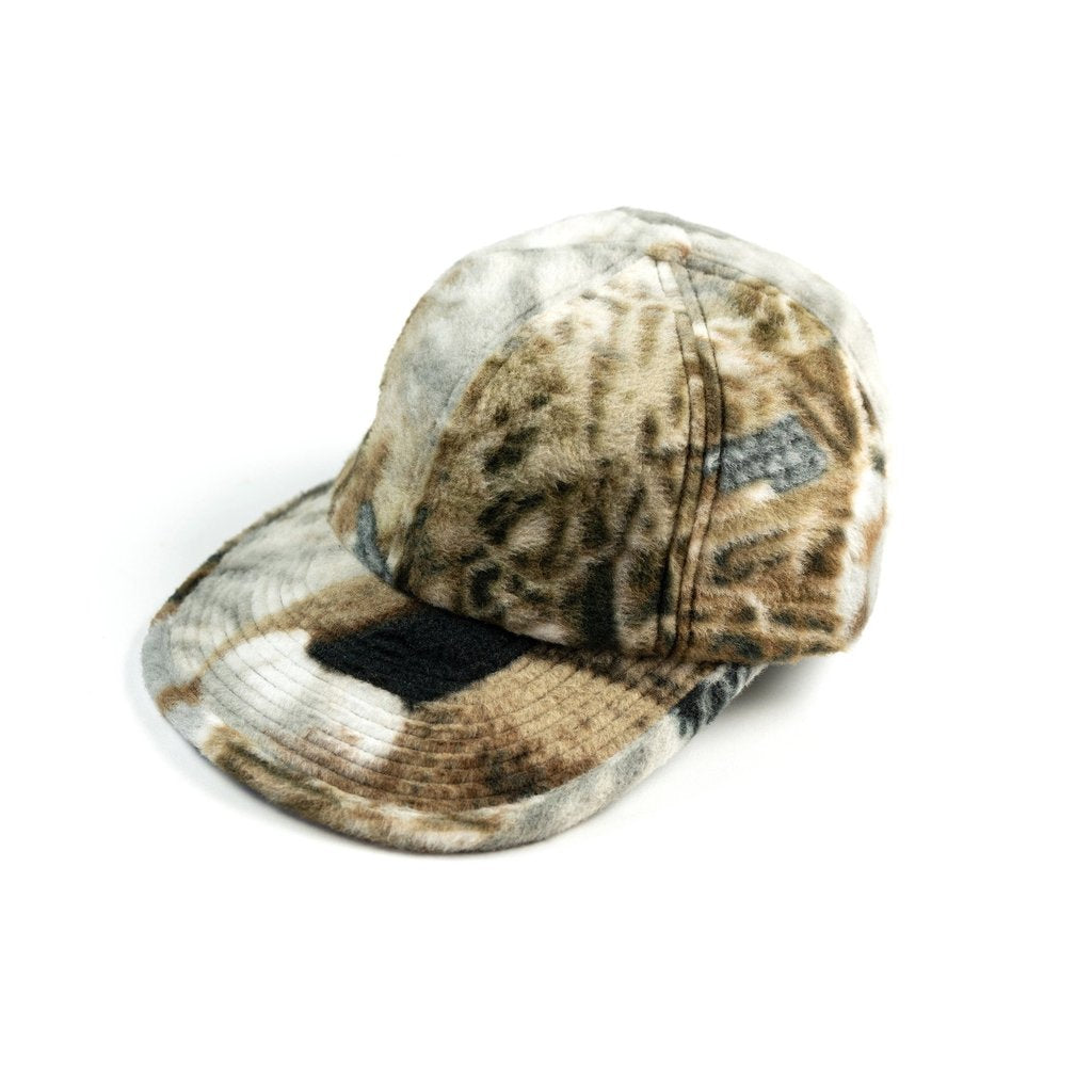 RBW Real Tree Ducks and Fish Polar Fleece 6 Panel Cap (Realtree)