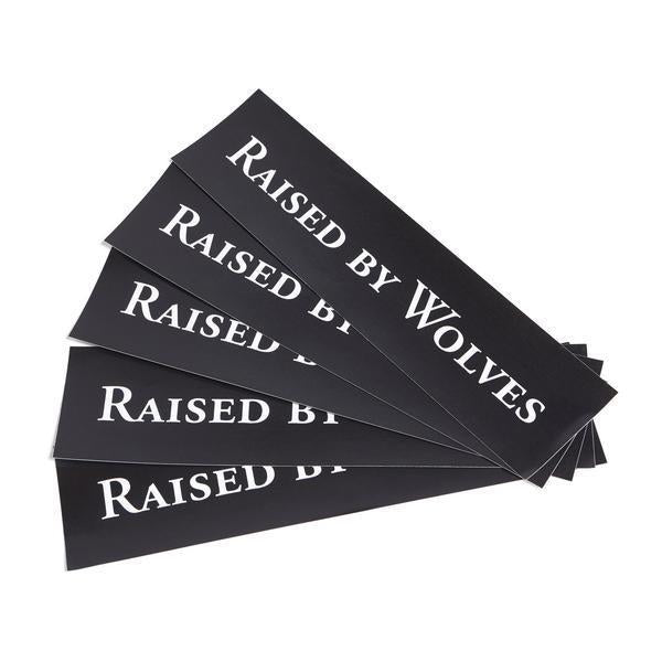 RBW Logotype Sticker (Black)