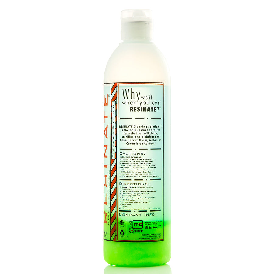 High Powered Cleaning Solution for Shaking or Soaking - Glass Cleaner