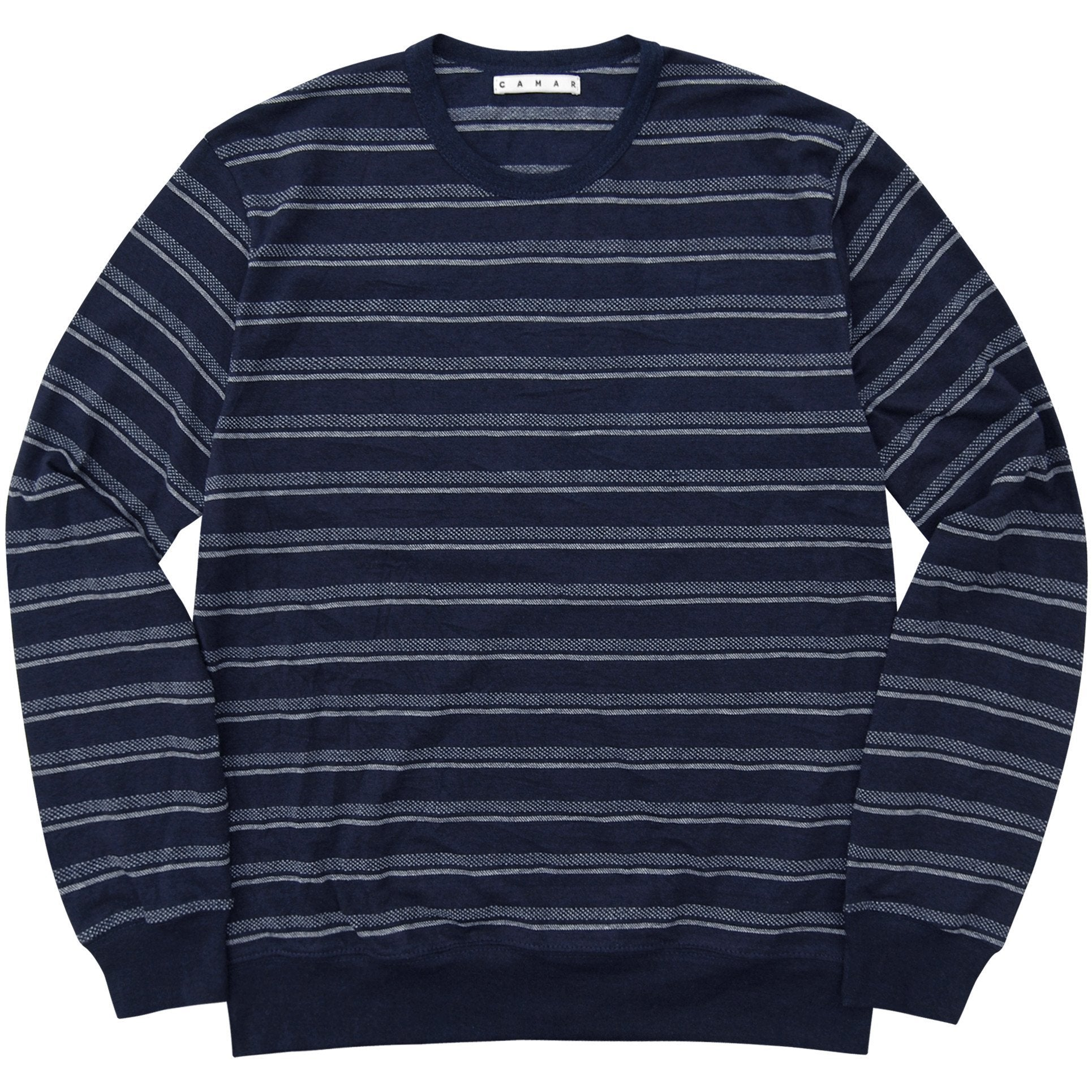 Rush Long Sleeve Shirt (Indigo)