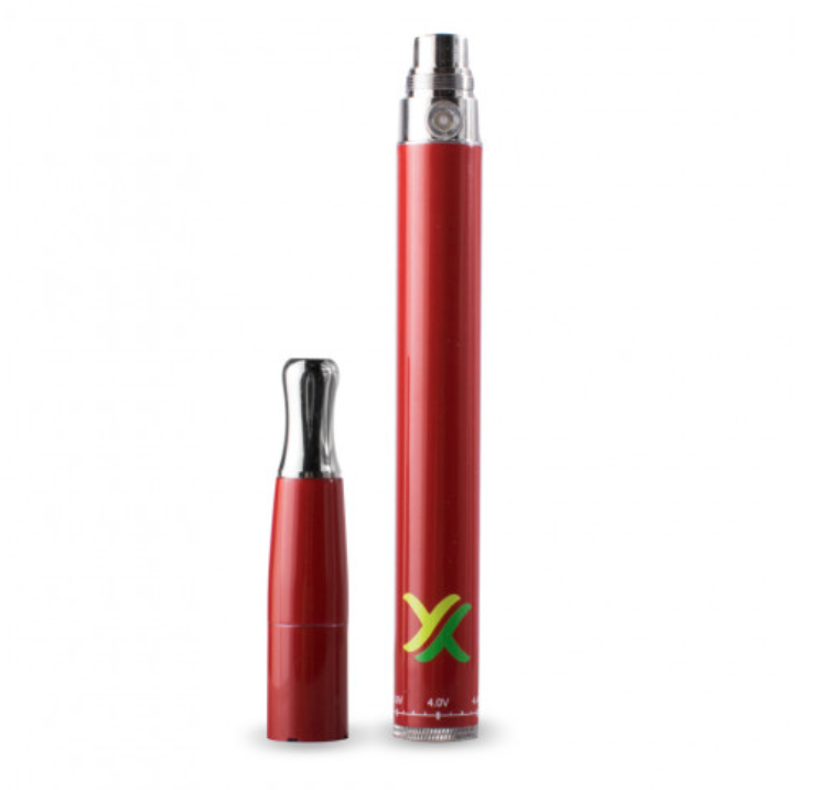 Exxus Twist Concentrate Vape - Red