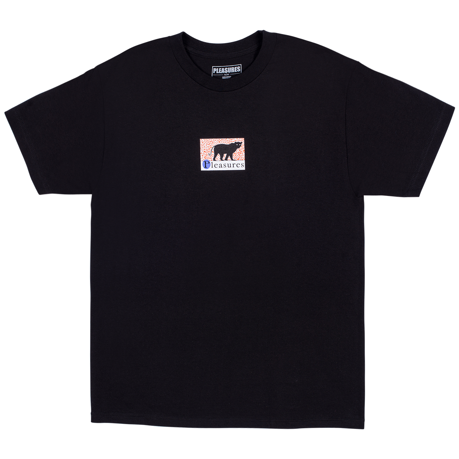 Pleasures Big Cat T-Shirt (Black)