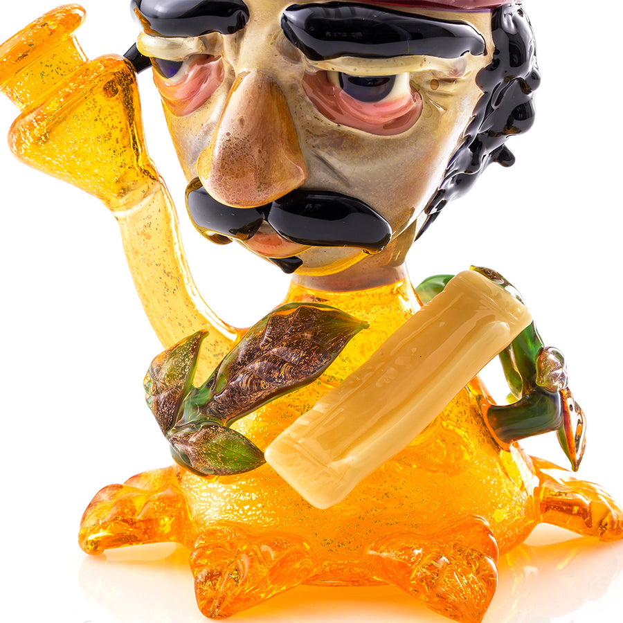 Cheech Dichro Mini Tube Colab - Yellow