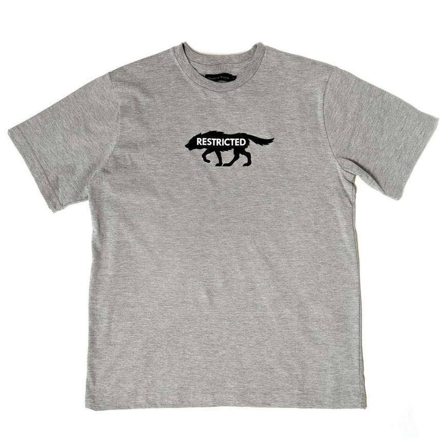 Restricted T-Shirt (Grey)
