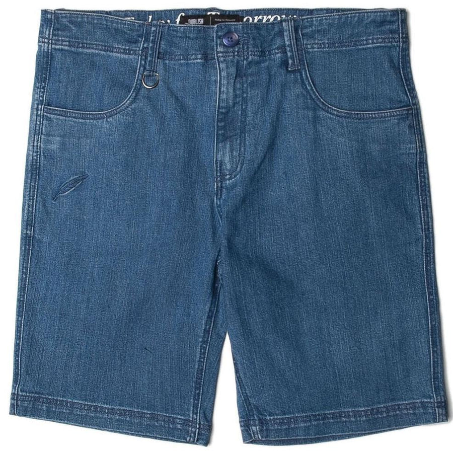 Ronin Shorts (Light Indigo)