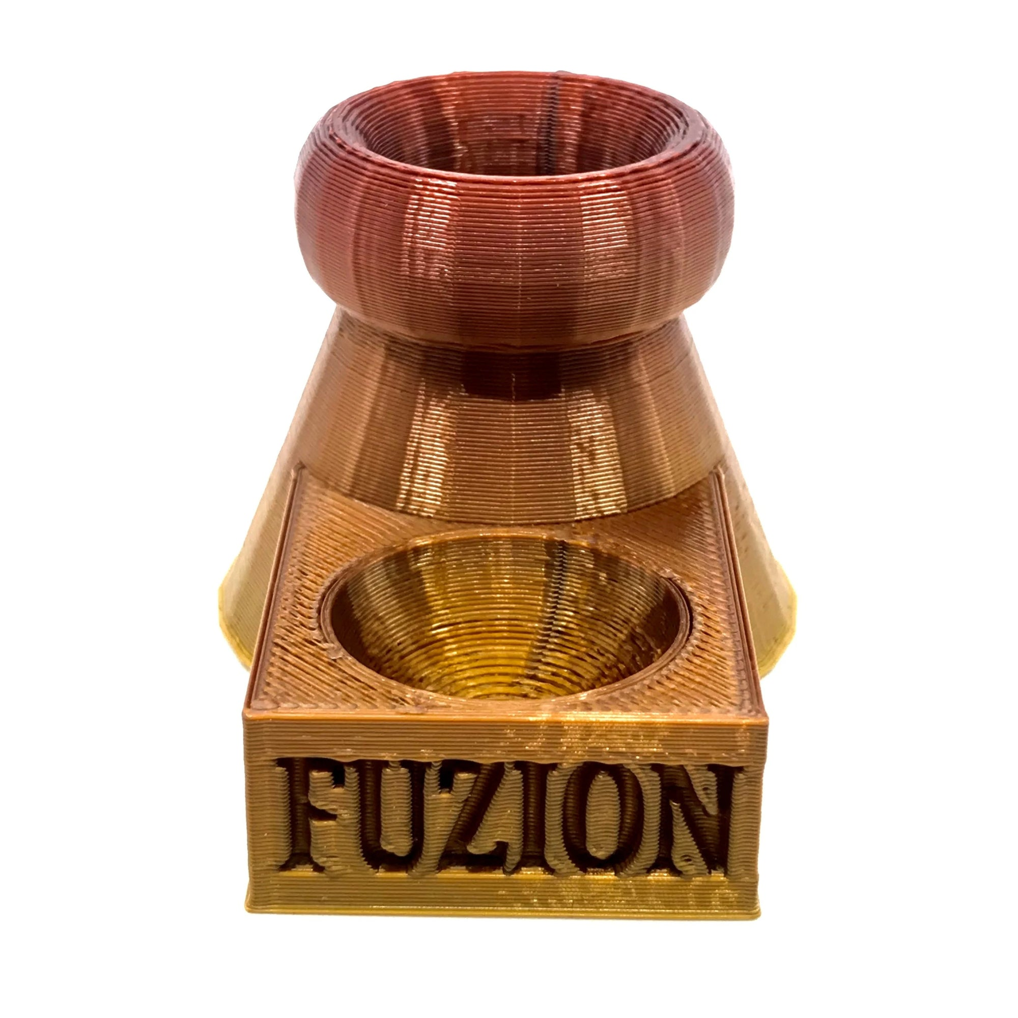 FUZION 3D Printed Bubble Cap and Terp Pearl Stand (All Colors Listed Below)