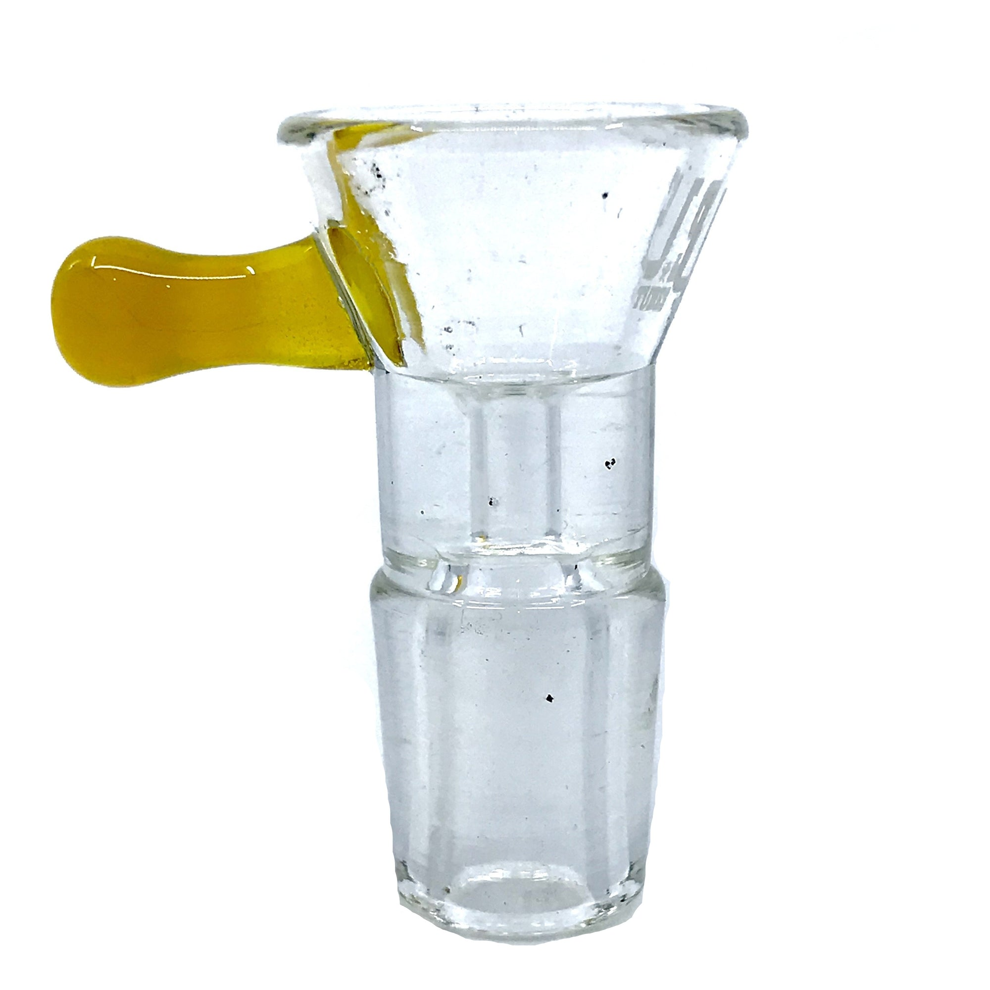 US TUBES Martini with Handle 19mm (Clear/Yellow) s