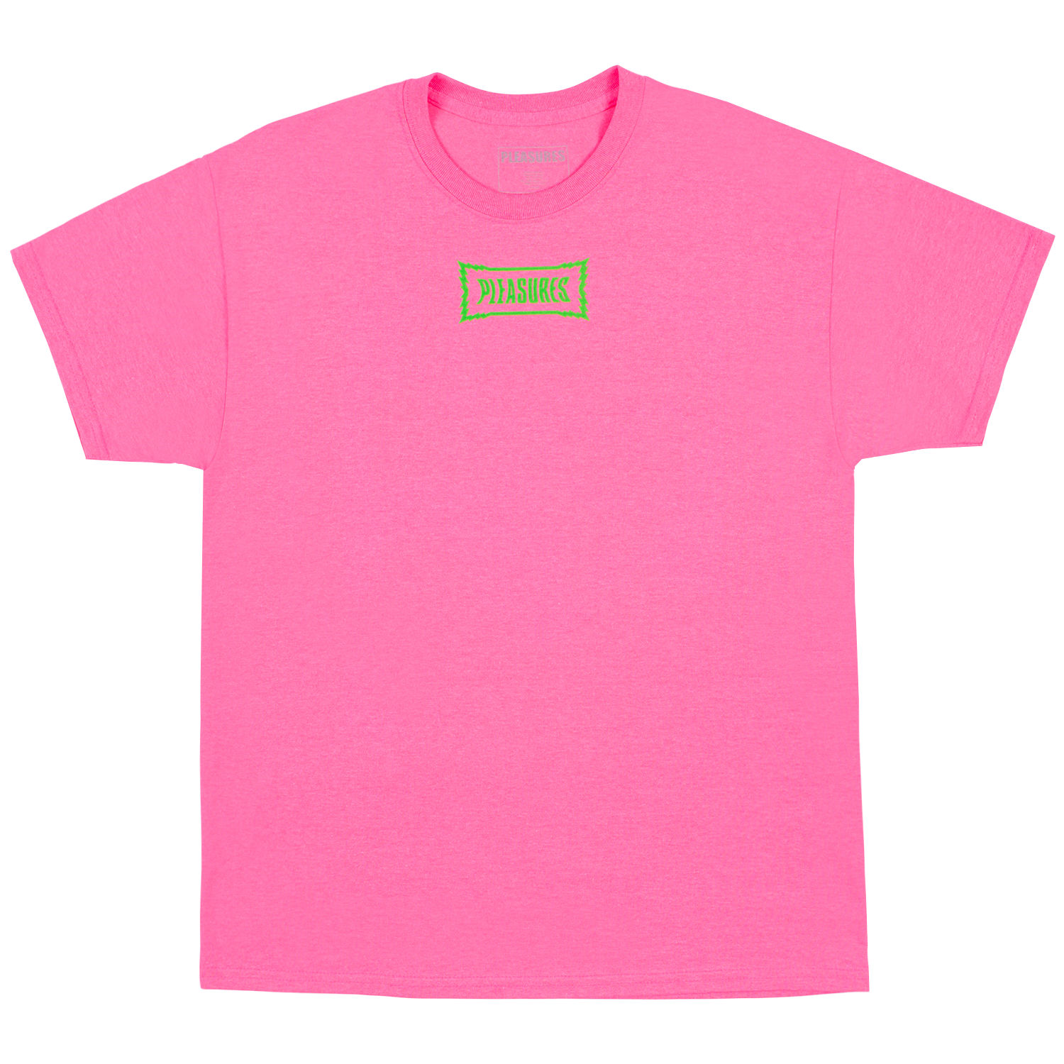 Pleasures Liberation T-Shirt (Hot Pink)